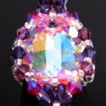 Bague Cythere Violet
